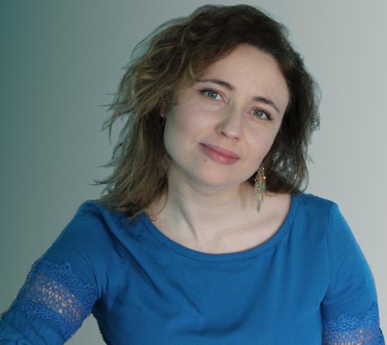 Aneta Cieśla - portret